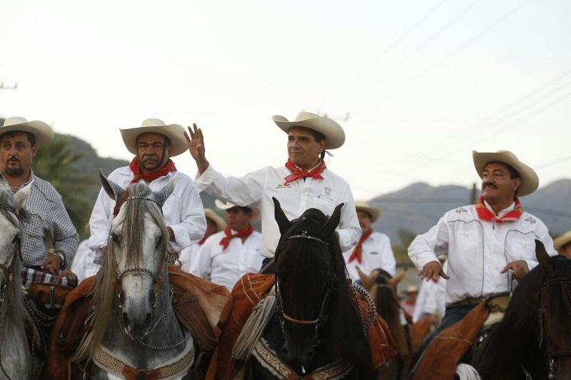 """Aureoles Conejo señaló que el Cura de Carácuaro es uno de los héroes más importantes para México y para América Latina. """"Lo que México es hoy, se lo debemos a Morelos"""""""