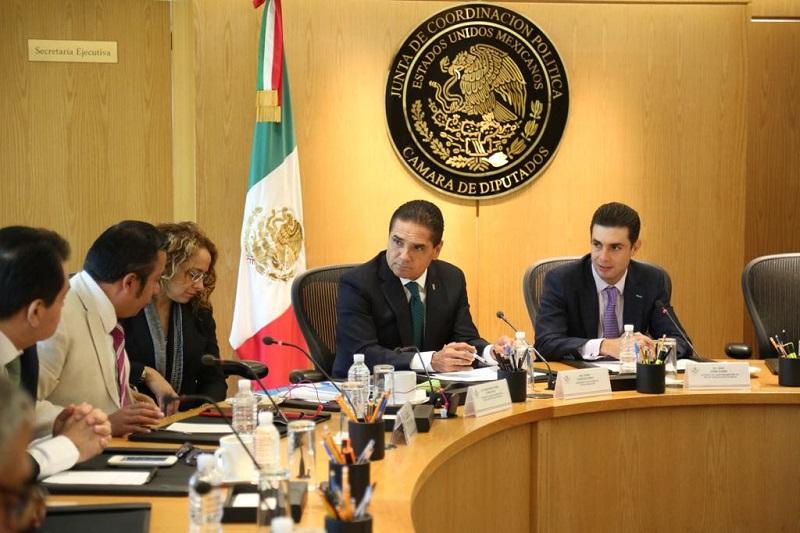 Los legisladores federales originarios de Michoacán y el gobernador coincidieron en la necesidad de fortalecer el presupuesto estatal para el ejercicio fiscal 2018