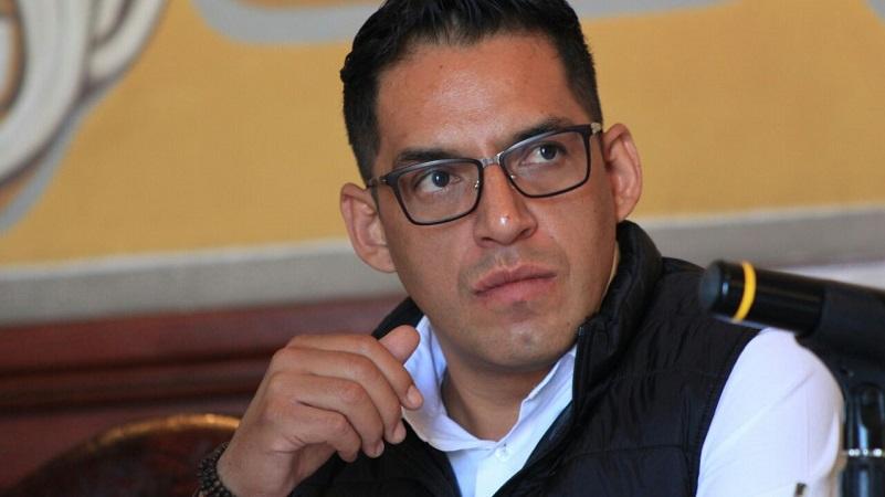 Ruiz Ramírez presentó un punto de acuerdo en el que solicita que la remuneración económica a los Jefes de Tenencia tenga un aumento considerable y sea similar a la que recibe un jefe de departamento