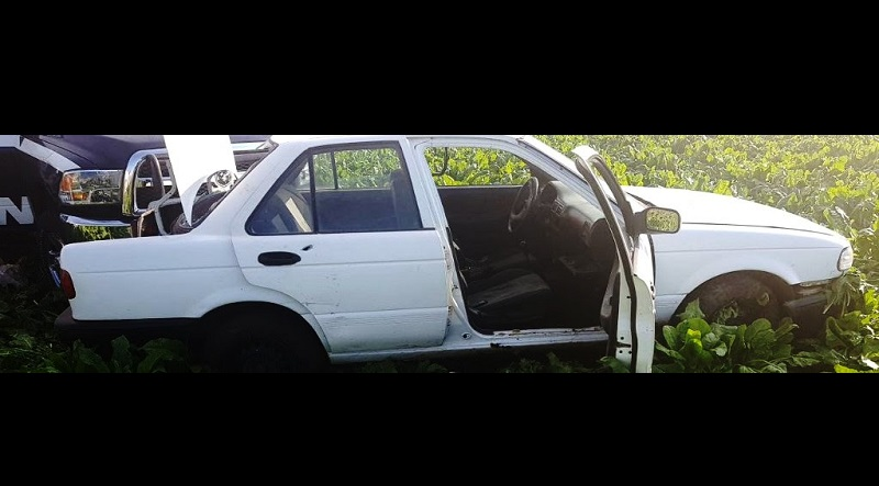 En la acción los dos agresores fallecieron, mientras que de los oficiales ninguno resultó herido y procedieron al aseguramiento de dos armas de fuego y del vehículo particular, el cual resultó con reporte de robo