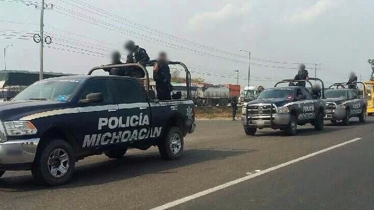 Estas detenciones han derivado del trabajo operativo de la Policía Michoacán, en coordinación con autoridades municipales, estatales y federales, que a través del Mando Único Policial han logrado también importantes decomisos de armas, droga y objetos robados