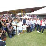 """Aureoles Conejo reconoció la participación y compromiso de las y los participantes de la Liga, pues dijo """"son un ejemplo a seguir"""""""