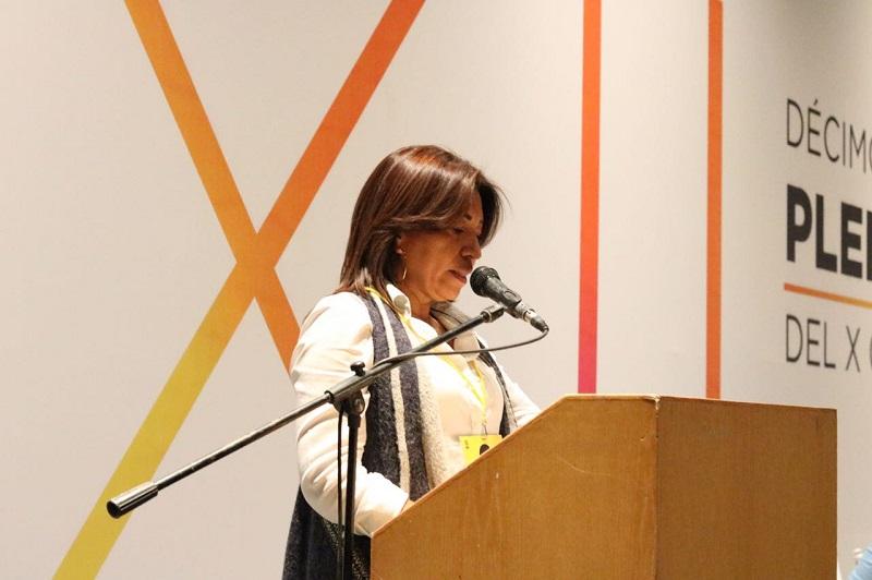 Naranjo Vargas, explicó que los resolutivos serán acatados en Michoacán, lo que demuestra la disposición de los consejeros estatales para que haya mujeres candidatas en el proceso electoral que está próximo