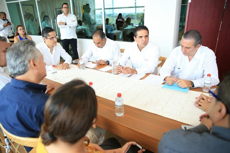 Miguel Ángel Villegas indicó que el proyecto de Lázaro Cárdenas debe observarse y aprovecharse en su real dimensión