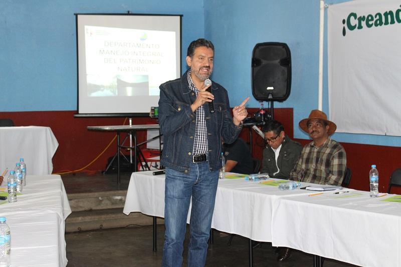 Buscan decretar Área Natural Protegida a 50 mil hectáreas en Michoacán