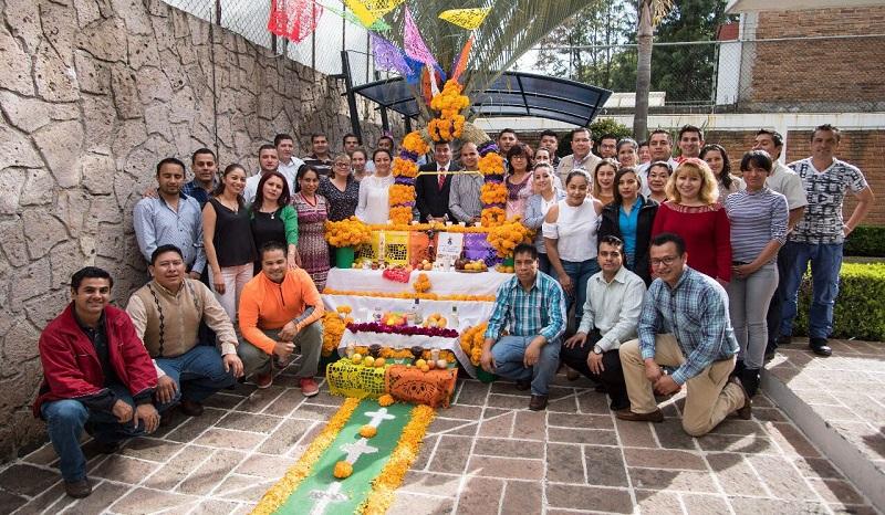 Barragán Vélez afirmó que es necesario seguir formando jóvenes que sepan valorar y apreciar la riqueza cultural con la que cuenta Michoacán