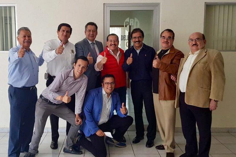 Encabezados por Mario Magaña, presentaron sus proyectos y detallaron que actualmente cuentan con 21 colectivos distritales, así como con 43 municipales en el estado