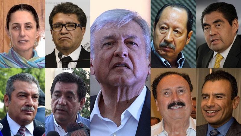 Es verdad lo que dicen las encuestas, si las elecciones fueran hoy, aún ganaría López Obrador, pero si sigue como va, las cosas no pintan bien para el ex priísta y ex perredista de aquí a julio de 2018