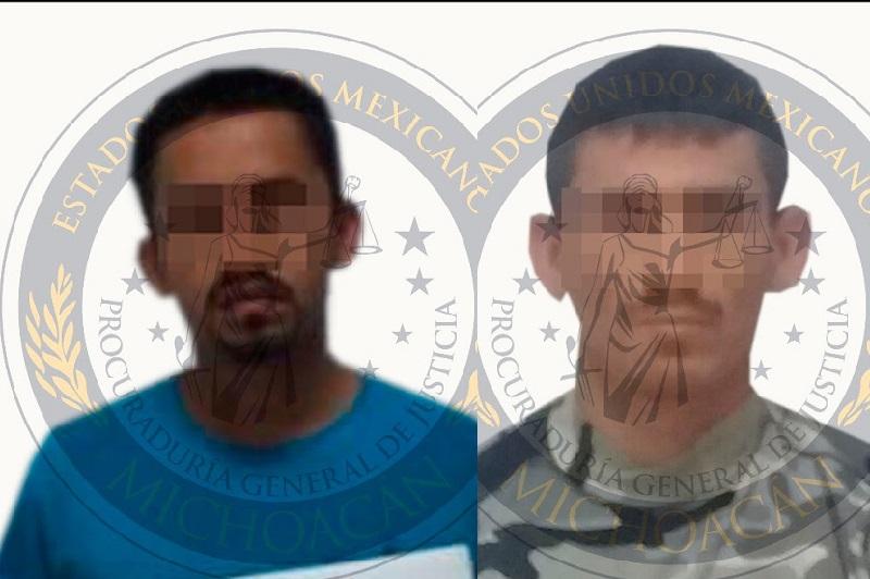 Los hechos se registraron en el mes de mayo; uno de los imputados se encuentra vinculado a proceso por homicidio de directivo del Instituto Tecnológico Superior de Apatzingán.