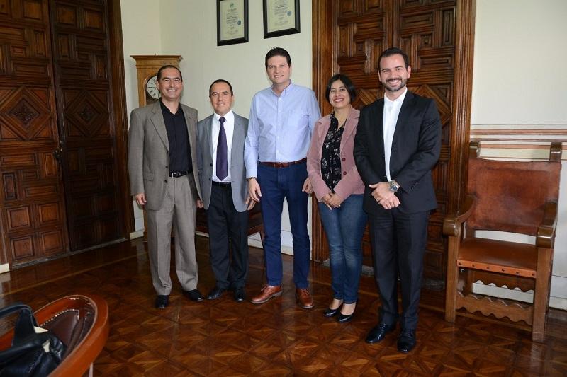 Leopoldo Romero aseguró que el encargo en esta responsabilidad será posicionar estos buenos resultados en el socializar el actuar de la administración municipal y llegar a nivel no solo estatal, sino en lo nacional