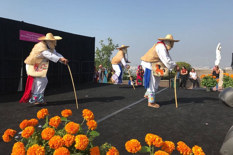 Danza, música, artesanía y gastronomía y el reencuentro de 206 Palomas Mensajeras con familiares que no habían visto durante años, fueron algunos de las actividades que hicieron único este evento, realizado por primera vez en la historia