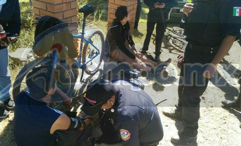 La mañana de este domingo se implementó un operativo en la zona por parte de la Policía Michoacán, Bomberos Municipales, Grupo Aéreo y sociedad civil, para tratar de localizarlos, siendo un par de horas más tarde que fueron encontrados  y trasladados a bordo de un helicóptero a la base de Protección Civil Estatal