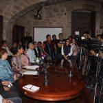 Integrantes de las comisiones especiales para analizar la crisis financiera de la institución, piden intervención de los poderes Legislativo y Ejecutivo para obtener los 850 mdp necesarios para cerrar el 2017
