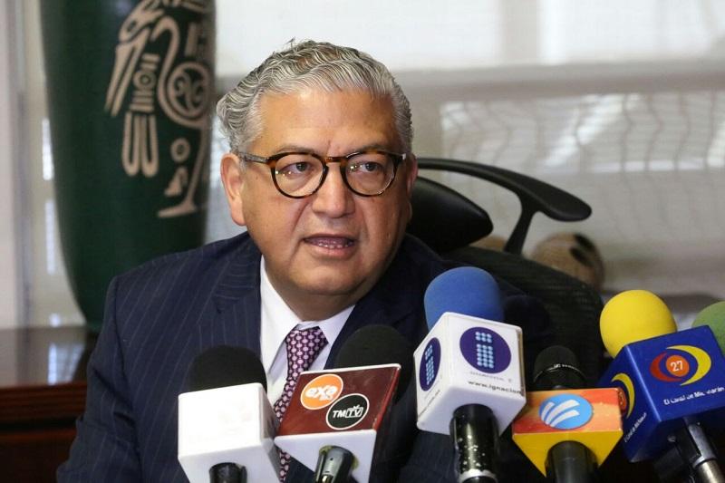Continuarán las gestiones de recursos extraordinarios para liquidar este adeudo, indica el secretario de Finanzas y Administración, Carlos Maldonado