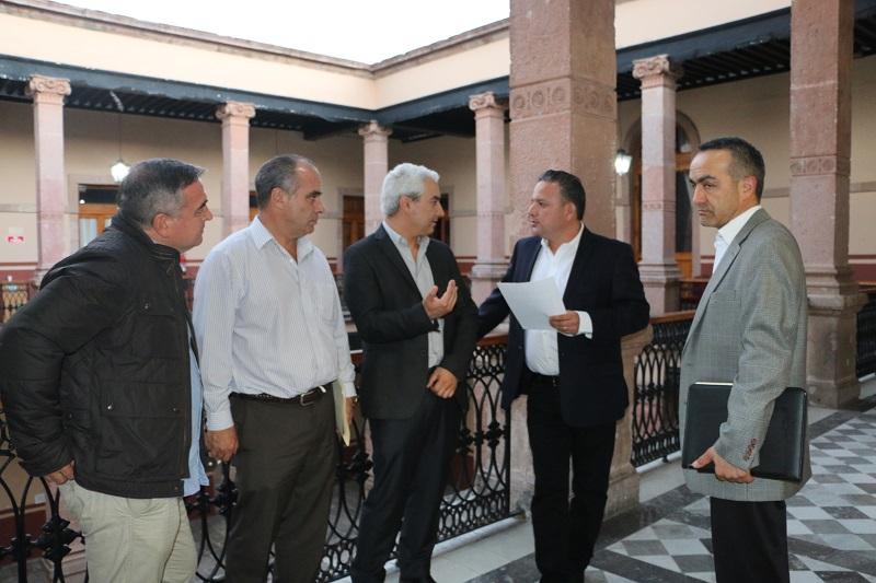 Quintana Martínez celebró el interés de la ciudadanía de enriquecer y participar de manera activa en el quehacer legislativo