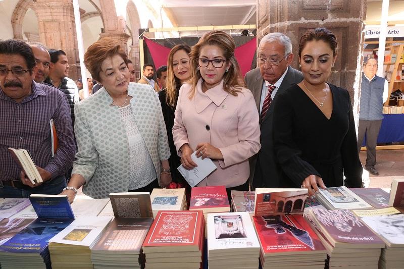 También se llevarán a cabo conversatorios, encuentros y talleres literarios, conferencias magistrales, presentaciones artísticas y un homenaje al escritor Gaspar Aguilera