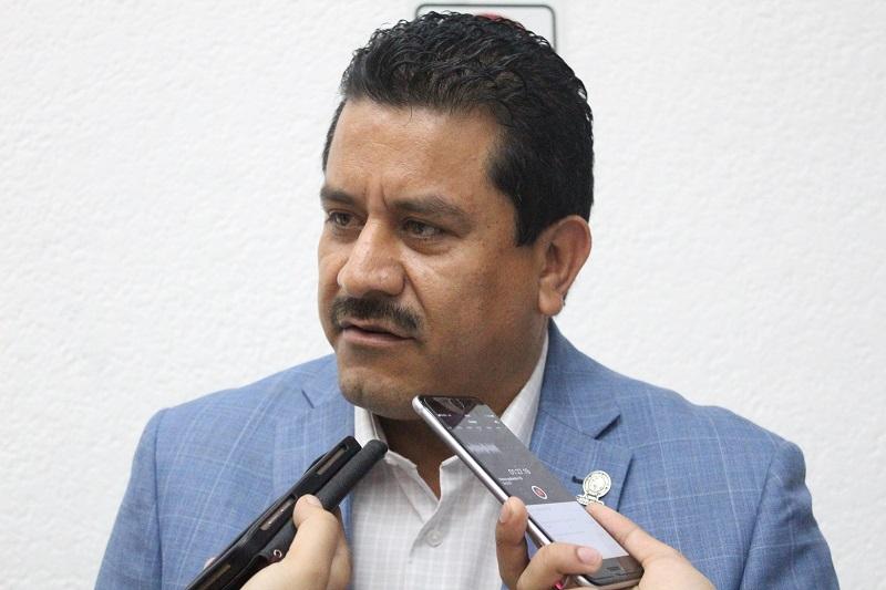 López García llamó a las instancias competentes a ser transparentes con los gremios y sectores afectados por el adeudo que mantiene el Gobierno del Estado