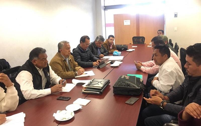 La Secretaría de Gobierno a través de Jesús Bugarini Galeana, Subdirector de Gobernación atestiguo los acuerdos, mismos que de manera clara y precisa se ha dado respuesta a cada una de las peticiones
