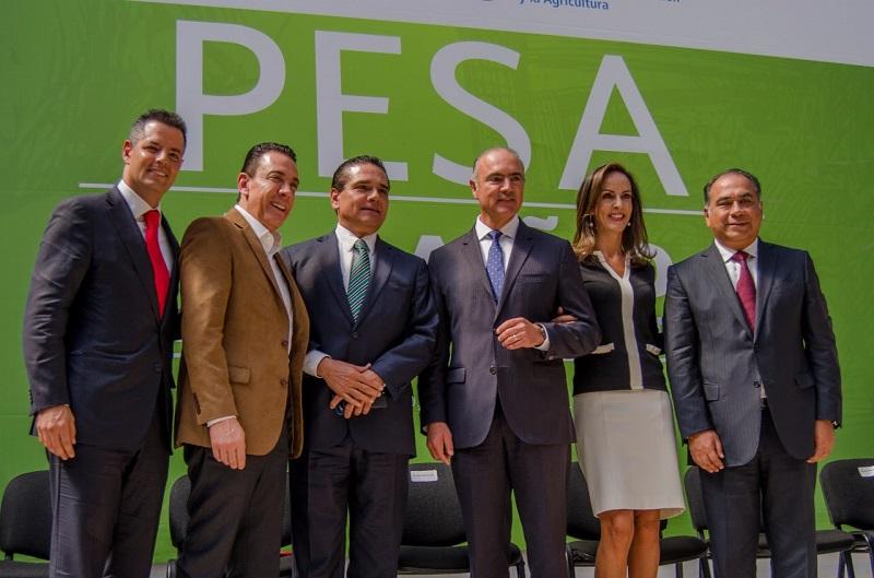En Michoacán se destinaron más de 82 millones para proyectos productivos y acompañamiento técnico del PESA en 2017
