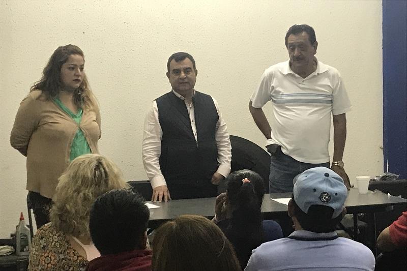 Ortiz García reconoció que el PRI pierde cuando se divide, cuando no tiene capacidad de integración