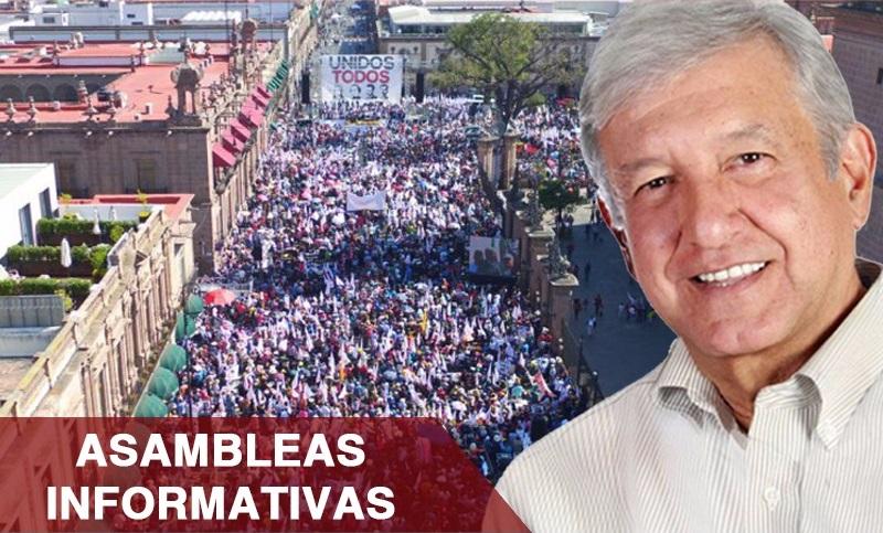 Así, el 25 de noviembre López Obrador estará en Sahuayo, Los Reyes y Jacona