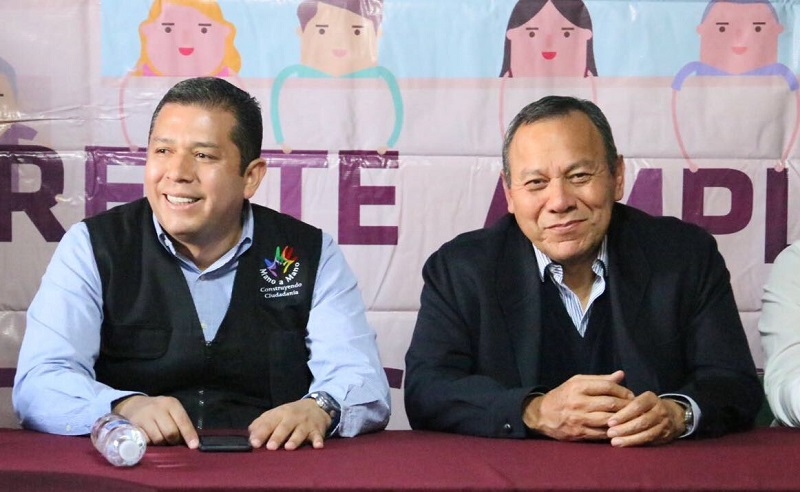 Barragán Vélez afirmó que es necesario utilizar la consulta ciudadana como  un procedimiento democrático que  genere confianza y certidumbre  a los ciudadanos y que ellos sean quienes decidan quienes los representará