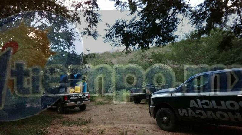 Todo lo asegurado por las autoridades fue trasladado a la ciudad de Lázaro Cárdenas donde fue puesto a disposición del Ministerio Público Federal