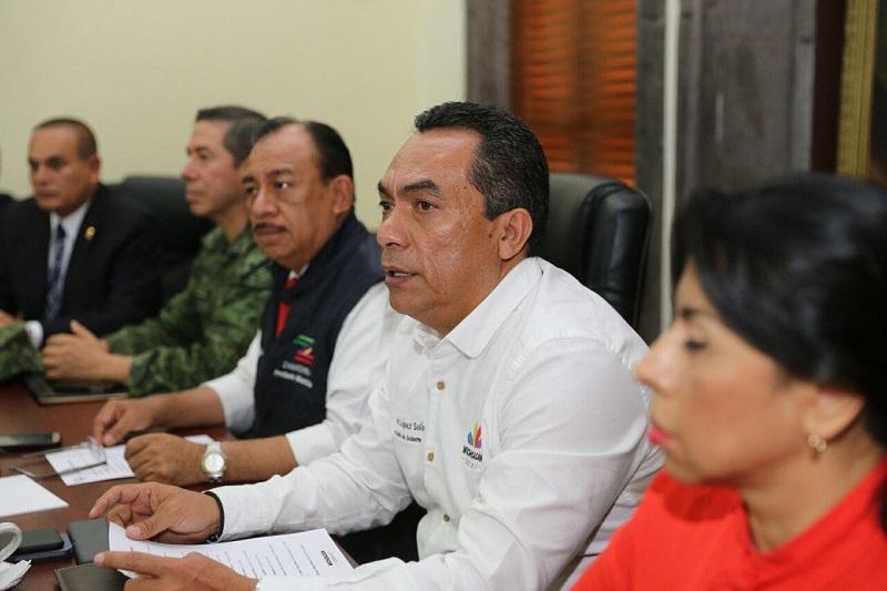 A través de la coordinación de esfuerzos de los tres órdenes de Gobierno se logran mayores resultados en seguridad, destaca Adrián López Solís