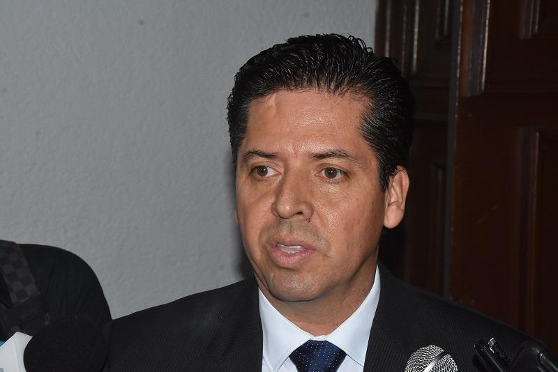 Antonio García, coordinador del Grupo Parlamentario del Partido de la Revolución Democrática, formará parte del órgano colegiado que preside la diputada Adriana Hernández