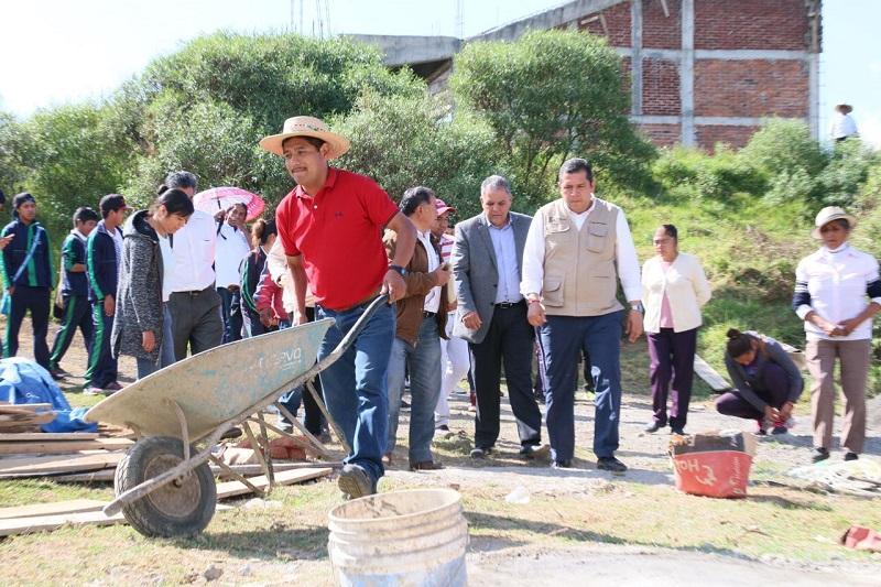 Estas obras están contempladas en los municipios de Zitácuaro, Morelia, Tzintzuntzan, Huetamo, Nocupétaro, Parácuaro, Tarímbaro, Zinapécuaro, Coeneo, Puruándiro, entre otros
