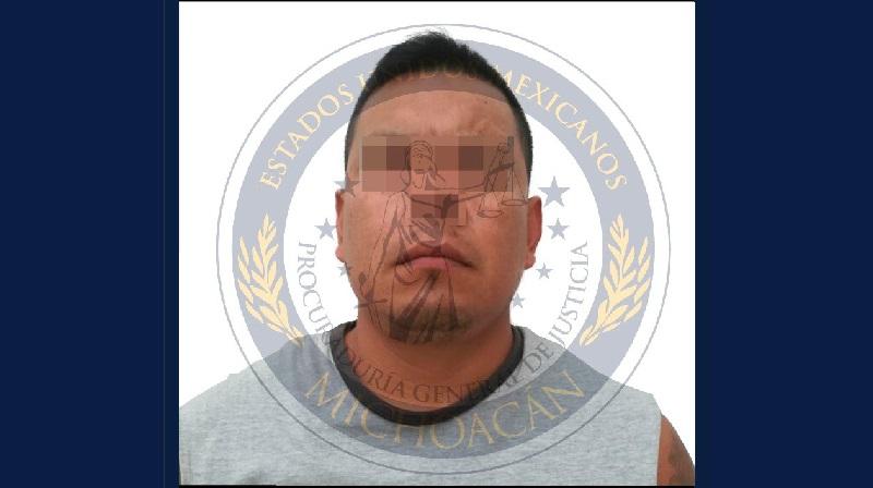 El detenido fue trasladado al Centro de Reinserción Social de Uruapan y puesto a disposición del órgano jurisdiccional donde se reanudará el proceso a efecto de emitir nueva sentencia