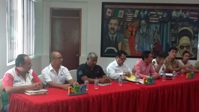 Para este evento deportivo, que congregará a participantes de diversos estados de la República, se reforzará la seguridad en las regiones Costa, Tierra Caliente e Infiernillo