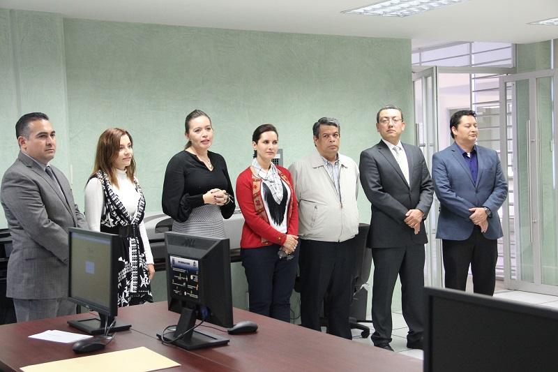 La Universidad Michoacana facilitó las instalaciones del Centro de Educación a Distancia, para llevar a cabo la prueba