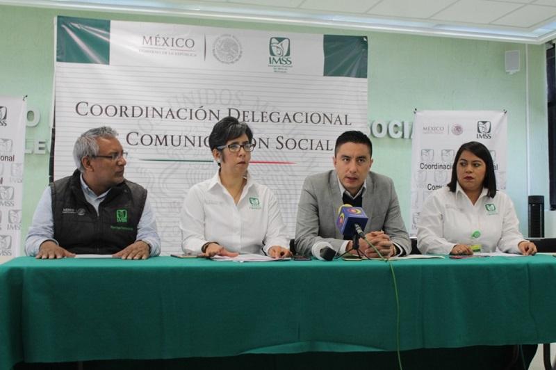 Actualmente el presupuesto anual a pago de proveedores de la Delegación asciende a dos mil 800 millones de pesos, lo cual significa un 30 por ciento del presupuesto anual que es de ocho mil 787 millones de pesos