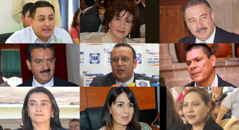 Así las cosas por el momento, pero no dudo que en las próximas semanas pudieran aparecer muchos más nombres de aspirantes a encabezar las candidaturas del Frente Ciudadano por Michoacán en Uruapan