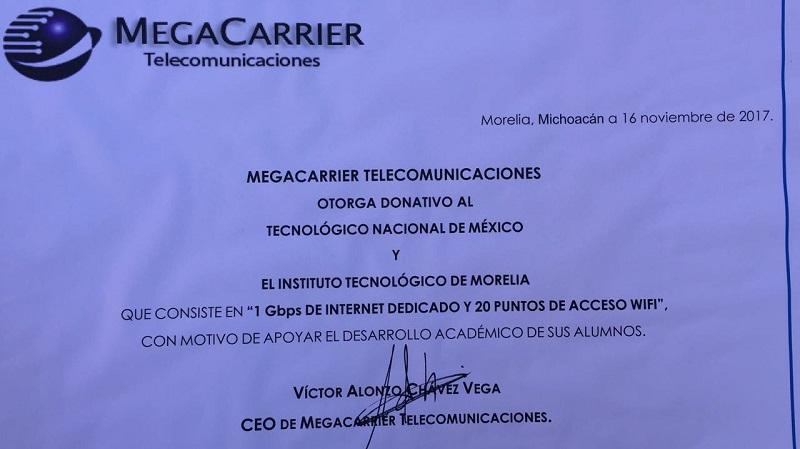 Este servicio ya está en funcionamiento y tiene un valor de mercado de 2 millones 200 mil pesos