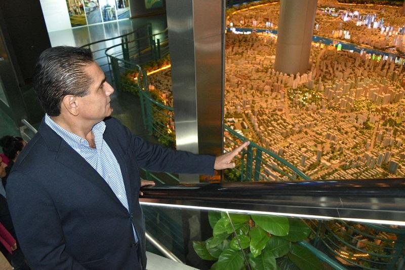 El titular del Ejecutivo estatal precisó que la Zona Económica Especial de Lázaro Cárdenas es un punto de partida hacia el desarrollo de Michoacán y México