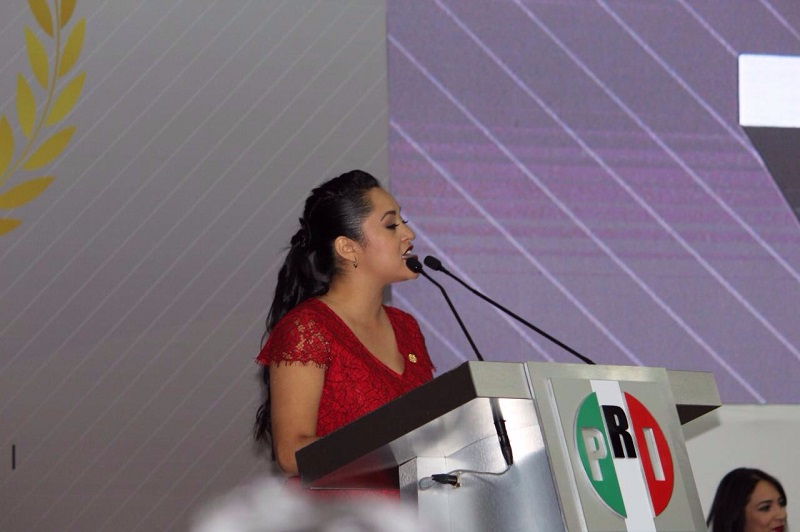 """""""El PRI está más abierto que nunca a los jóvenes, quienes refrescan las propuestas y programas de gobierno de nuestro Partido"""": Silva Tejeda"""