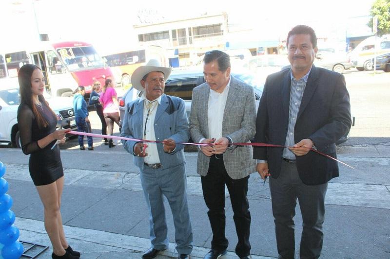 La dirección es Avenida Madero Poniente 1734, en la colonia Nueva Valladolid (frente a la agencia). El número de teléfono es 326 38 00.