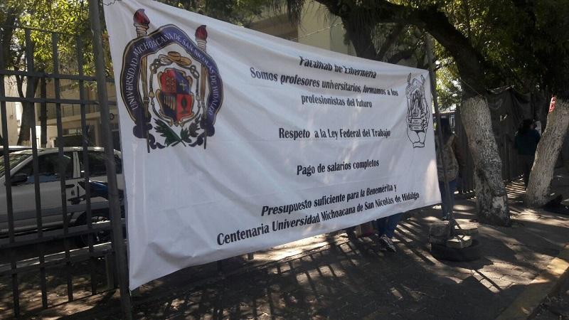 Las manifestaciones, las conocen los coordinadores sindicales de las 44 secciones los cuales estarán distribuidos en 12 plazas desde las 10 de la mañana y hasta las 5 de la tarde