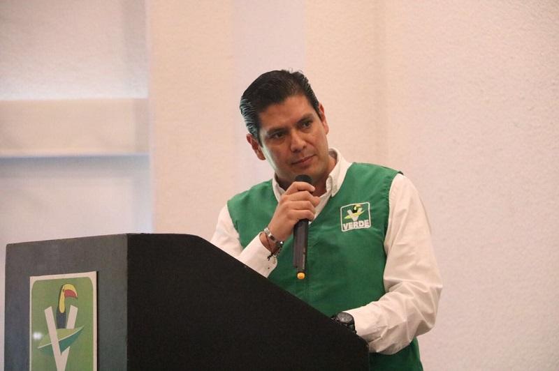 Núñez Aguilar, se dijo satisfecho por el trabajo desempeñado en cada municipio y sus colonias, donde el trabajo de los liderazgos del Partido Verde es bien recibido y reconocido por la ciudadanía