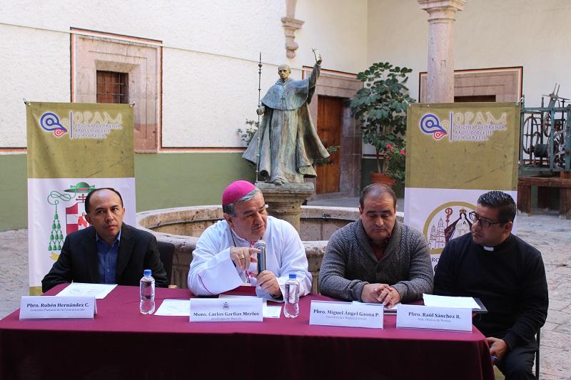 La Pastoral Social además de este Centro de acogida, puso en marcha el Primer Centro de Escucha de la Arquidiócesis, que brinda atención y acompañamiento a las víctimas de la violencia, complementando así la Acción Social de la Iglesia