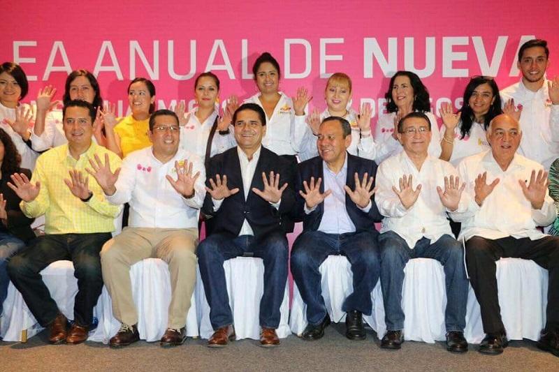 La razón principal del Frente Ciudadano por México es abanderar las causas de cada uno de los militantes que buscan un cambio que acabe con los principales problemas del país como la pobreza, la corrupción  y la inseguridad: Barragán Vélez