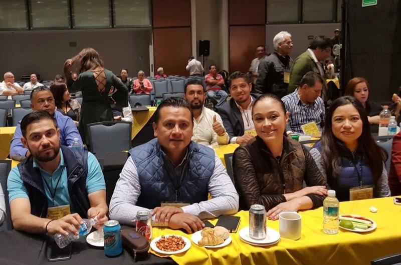 El Consejo Nacional del PRD decidió facultar a Alejandra Barrales, presidenta del Comité Ejecutivo Nacional, para que encabece las negociaciones con el PAN y con Movimiento Ciudadano, previas a la firma del convenio de coalición del Frente Ciudadano por México