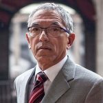 """Las universidades """"pagan a jubilados y pensionados con dinero que debería ser destinado a los trabajadores activos"""", remató el ahora jubilado de la UMSNH"""