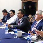 López Solís conminó a quienes integran este sector a mantener el diálogo y la legalidad como la única vía para la resolución de sus demandas y abonar a la tranquilidad y desarrollo de la entidad en beneficio de todos los michoacanos y michoacanas