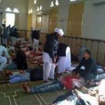 El ataque, que no fue inmediatamente reivindicado, ocurrió en la localidad de Bir al Abed, al oeste de El Arish, capital de la provincia del Norte-Sinaí, región donde las autoridades combaten entre otros a la rama egipcia del grupo yihadista Estado islámico