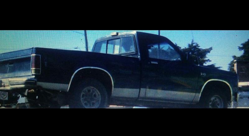 Este vehículo fue robado por la madrugada de este viernes