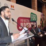 López Meléndez quien preside la Comisión de Desarrollo Social, destacó que los jóvenes son el sector más vulnerable frente a las adicciones, y los más propensos a ser cooptados por la delincuencia organizada