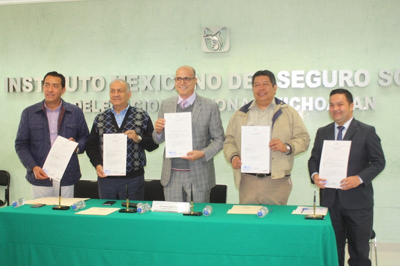 De acuerdo con Acosta Rosales esta acción fue que gracias al trabajo coordinado de las instituciones involucradas y a las gestiones que realizó la Jefatura de Servicios Jurídicos de la Delegación en Michoacán